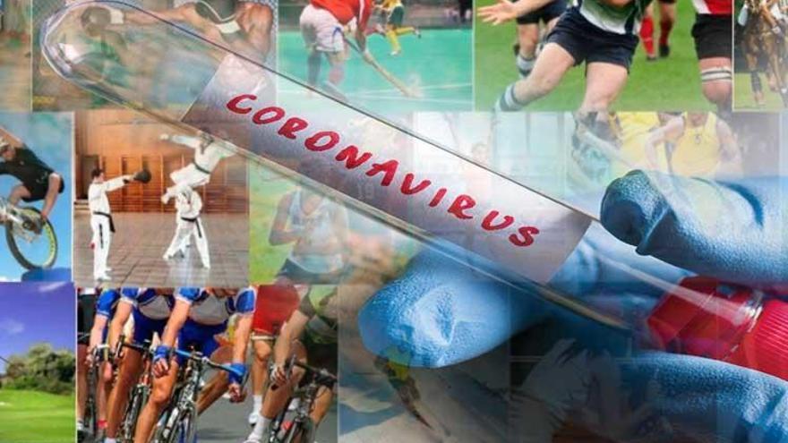 El Covid-19 pone en riesgo el futuro del deporte español
