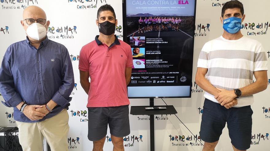 Torre del Mar acogerá el 9 de octubre una gala benéfica contra la ELA