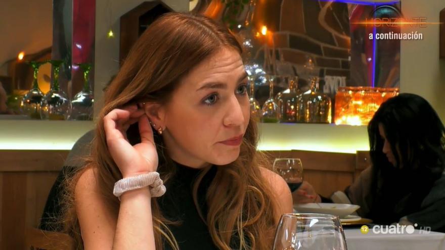 """El duro testimonio de Lucía en 'First Dates': """"Fui bulímica porque un chico me dijo que estaba demasiado gorda"""""""