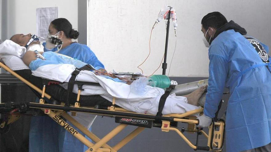 La pandemia de COVID-19 rebasa los 99 millones de contagios