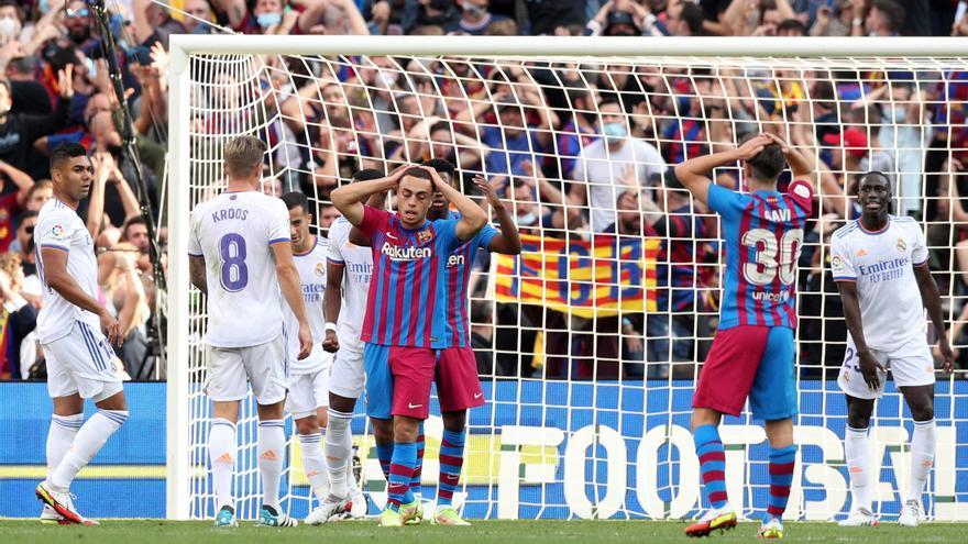 Ni contra el Madrid més lleig (1-2)