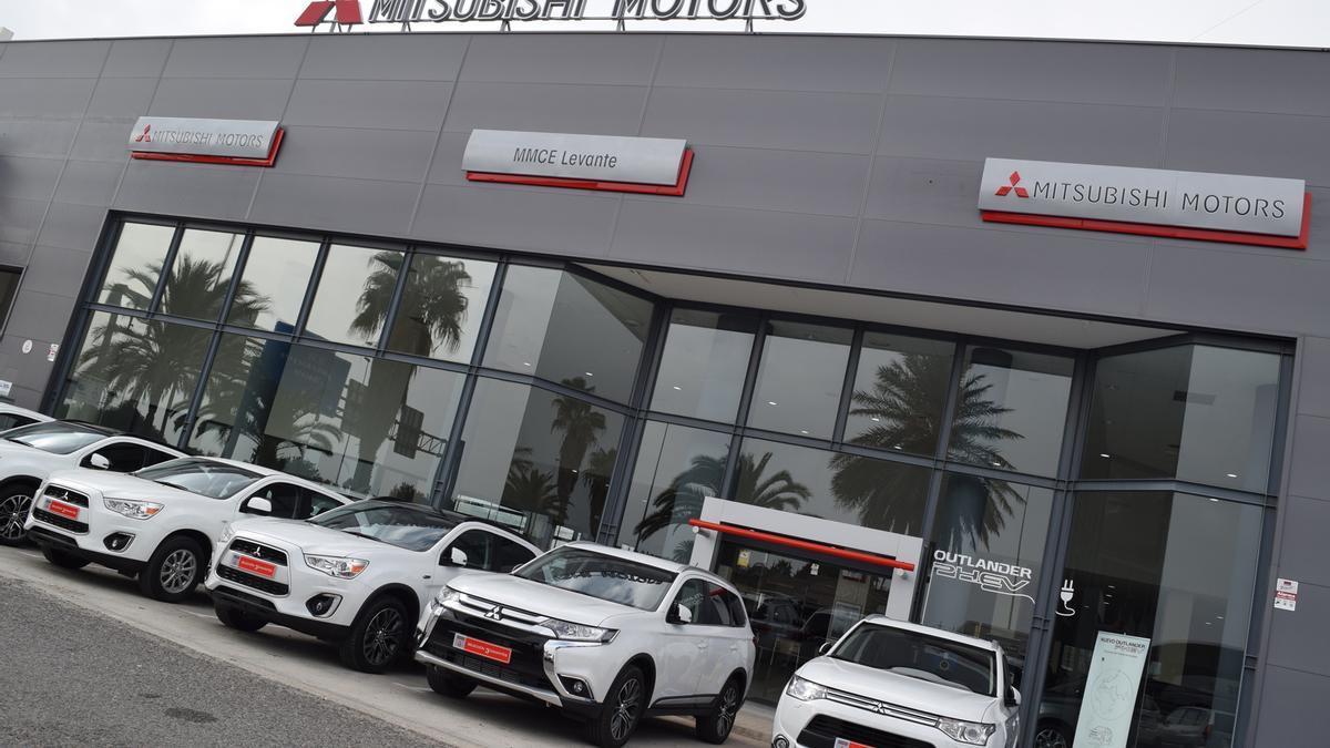 Las instalaciones de MMCELevante de la Pista de SIlla, junto a las de la Avenida Tres Cruces, en València, son toda una referencia para la firma japonesa