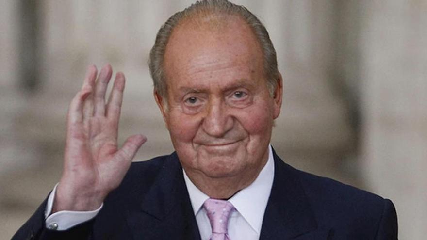 La imagen que demostraría la salud del emérito Juan Carlos
