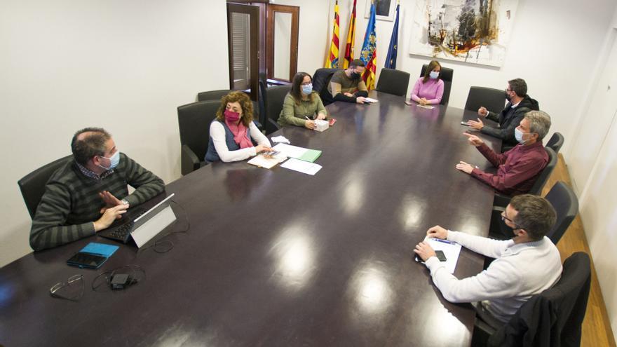 PSOE y Cs ultima unas cuentas para 2021 centradas en hacer frente a la pandemia