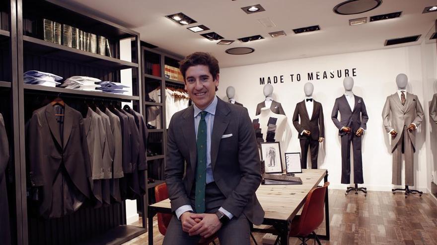 La marca cordobesa de moda masculina Silbon galardonada en los Premios Andalucía Management 2020