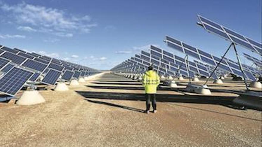 Bruc compra 2.000 megavatios solares a la aragonesa Forestalia