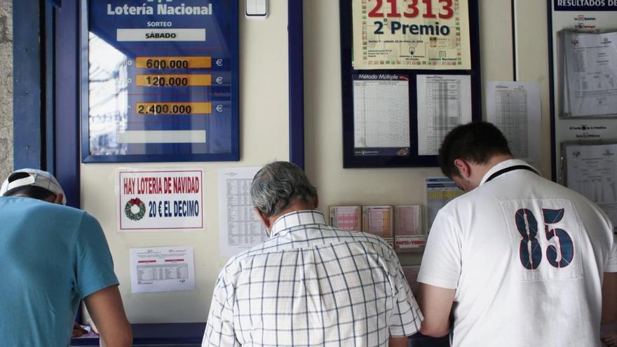 Las administraciones de loterías van a seguir cerradas aunque el Gobierno les permita abrir