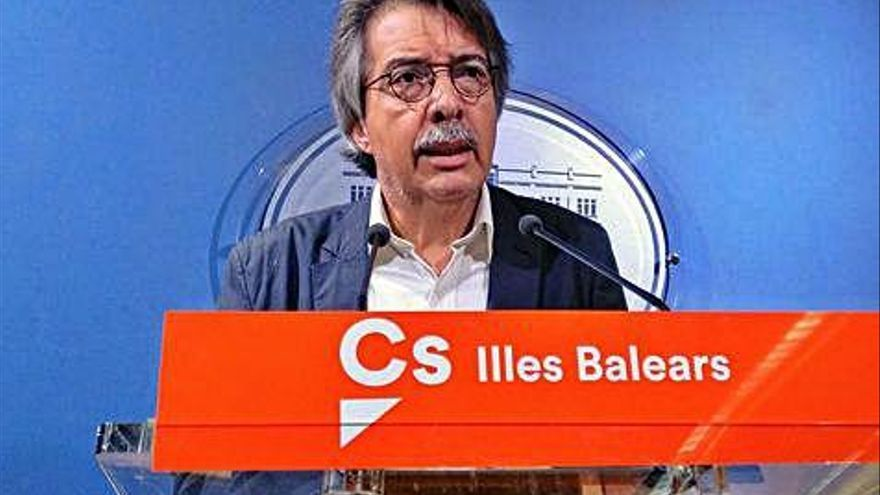Pericay, miembro fundador de C´s, dimite pero sin pedir la abstención ante Sánchez