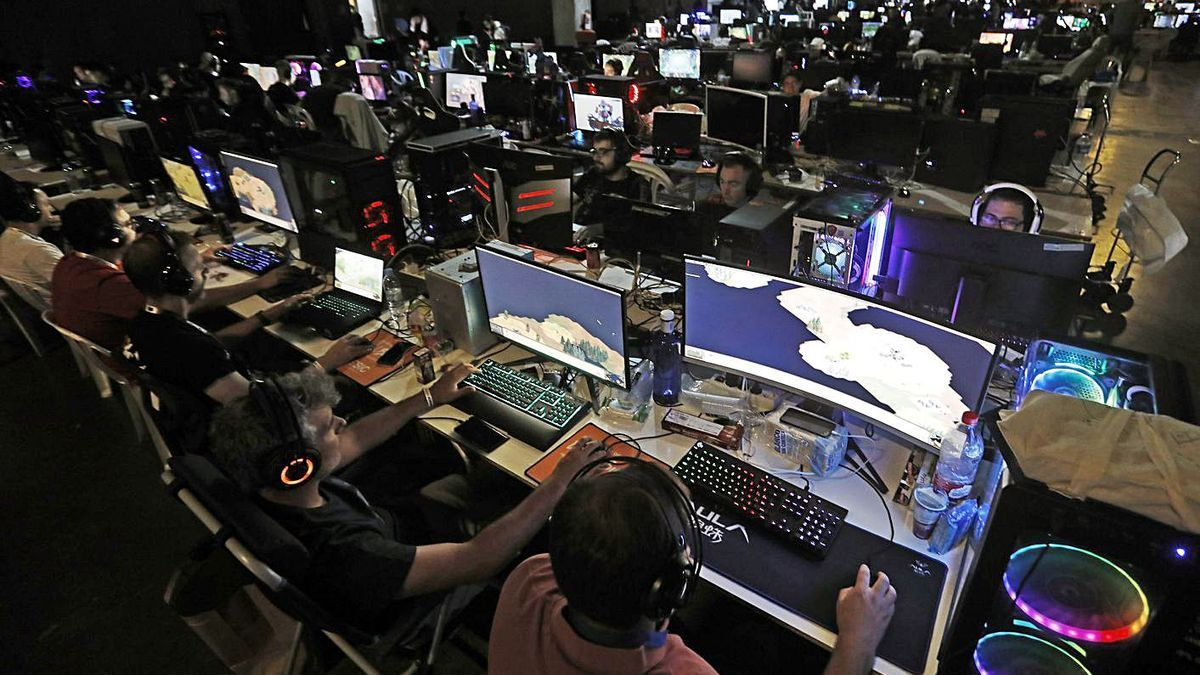 València Activa impulsa el gaming valencià en DreamHack Beyond |