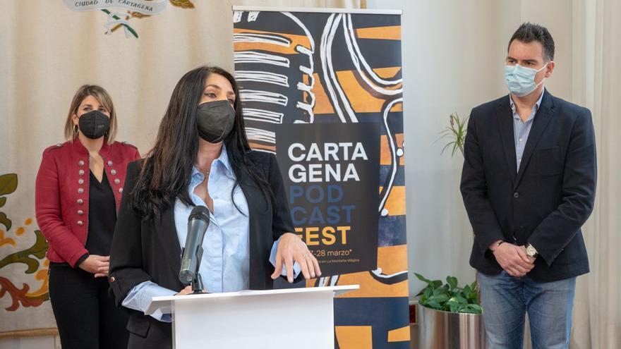 Cartagena celebrará el primer festival de podcasts de España