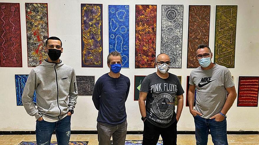 Diablos Locos lanza su quinta pulsera solidaria en favor del colectivo Jáslem