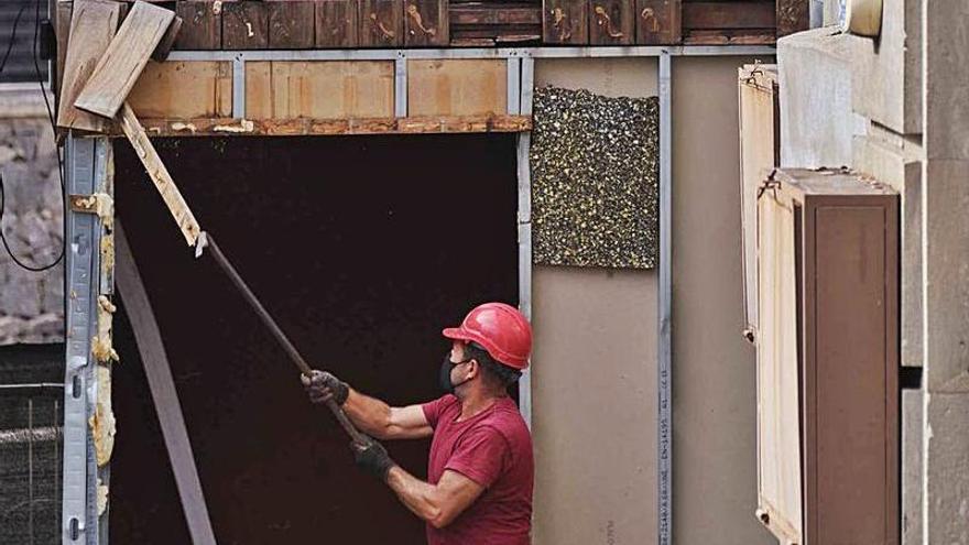 La carestía de las materias primas dispara un 22% el coste de las obras
