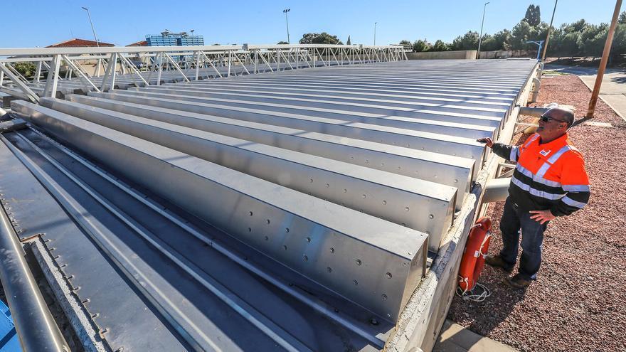 El Consell renovará todas las depuradoras de la Vega Baja para aportar 25 hm3 al regadío