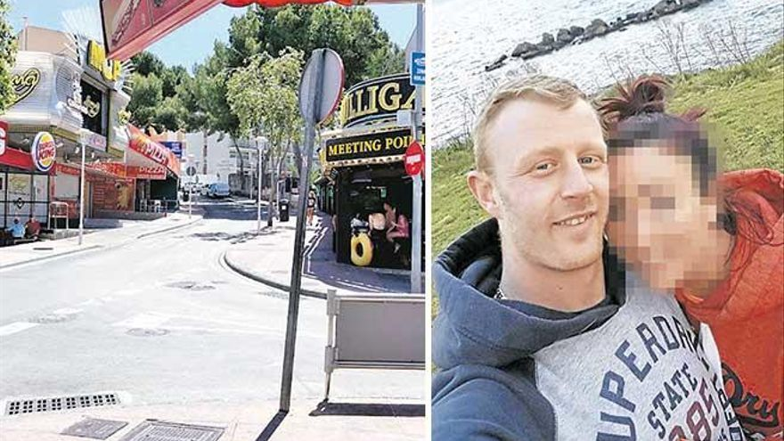 El juicio por un crimen en Magaluf, aplazado por el virus