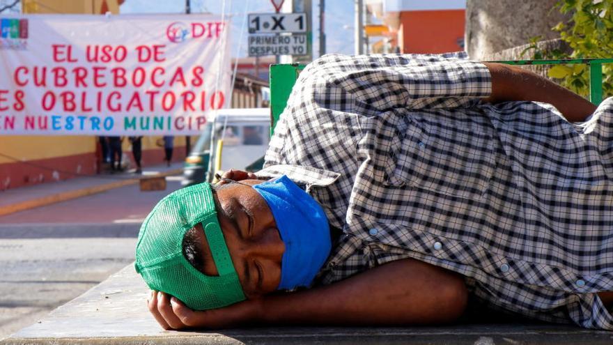 Estudian la posible aparición de una cepa mexicana de coronavirus