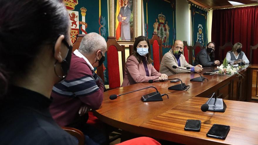 El Cabildo destina 470.000 euros a finalizar el exterior de la piscina de La Guancha