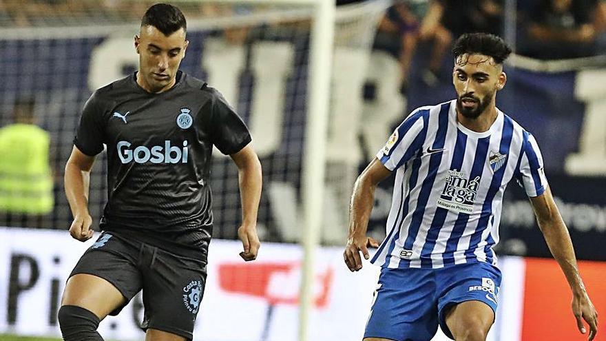 Valery i Borja García són dues de les novetats pel partit contra el Valladolid