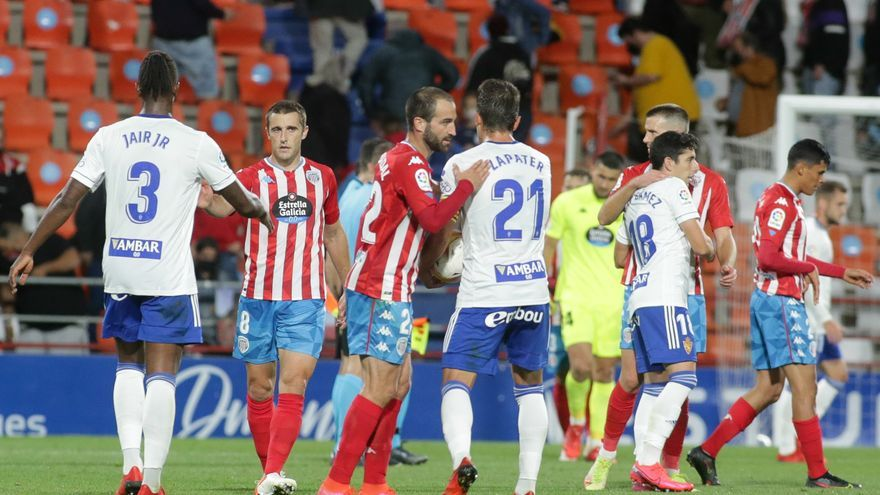 El Zaragoza baja al 10º puesto en la clasificación histórica