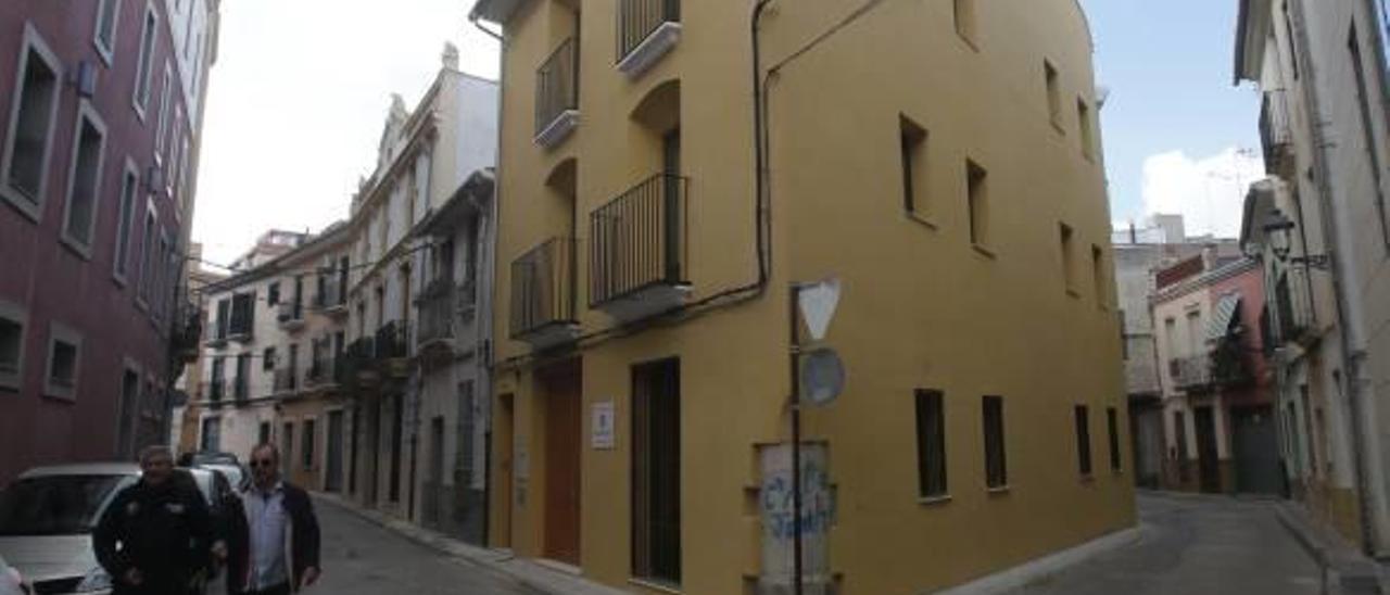 La nueva casa de la solidaridad en Alzira