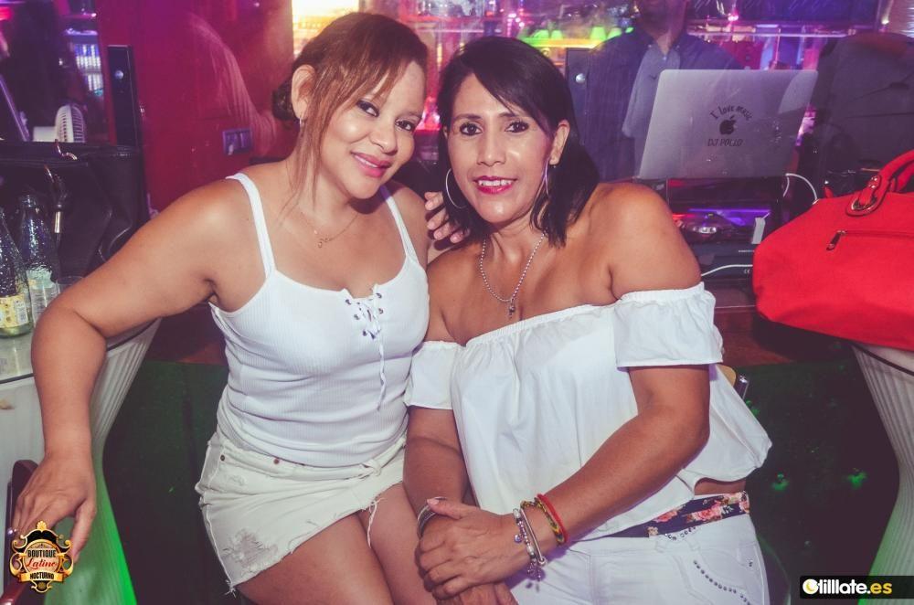 ¡Búscate en la noche murciana! Boutique Latino Nocturno (25/08/18)