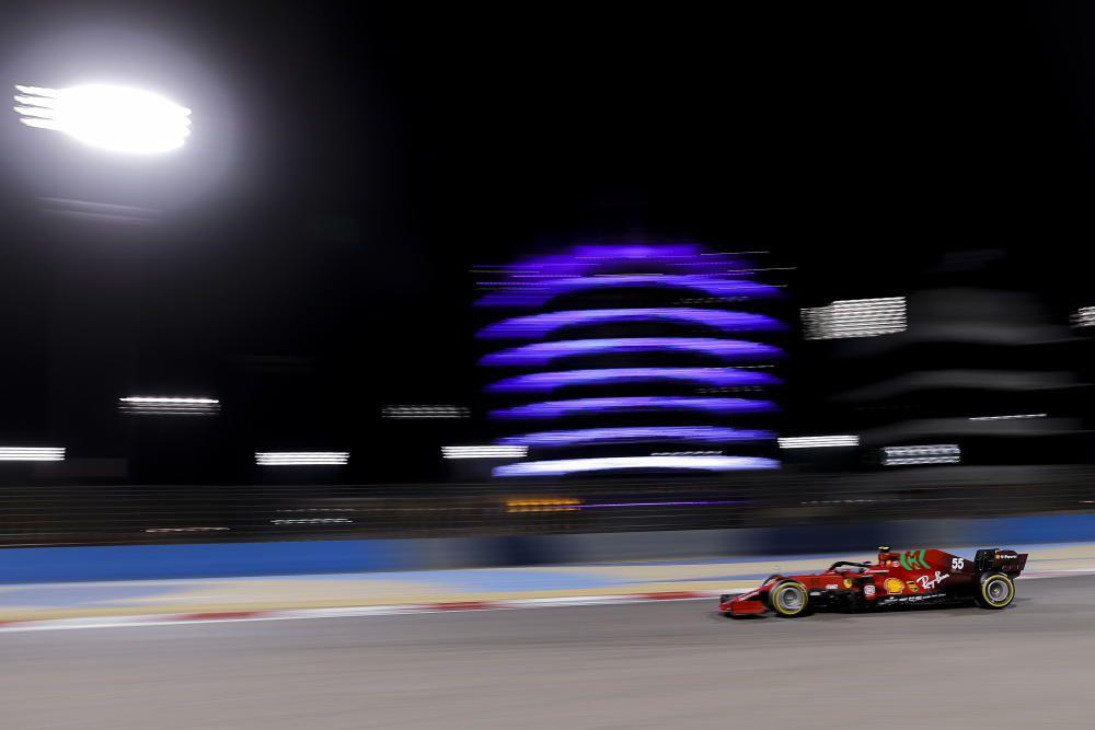 Las mejores imágenes de los libres en el GP de Bahréin