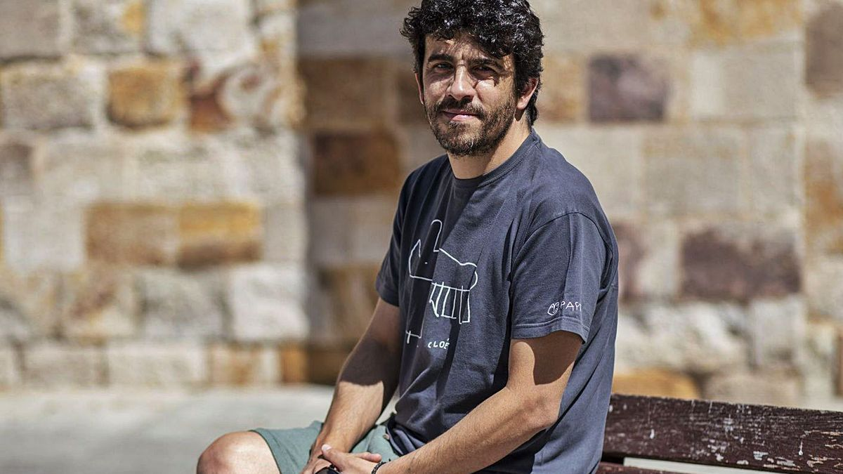 El dramaturgo zamorano Antonio Oliveira.