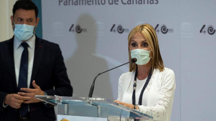 El PP dice que los PGE son un retroceso para la inversión media en Canarias