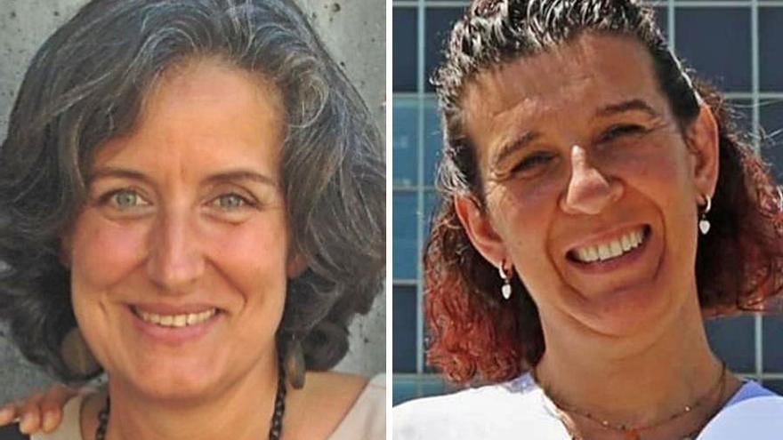 Una médica y una enfermera abordan en Vilagarcía la compleja situación sanitaria