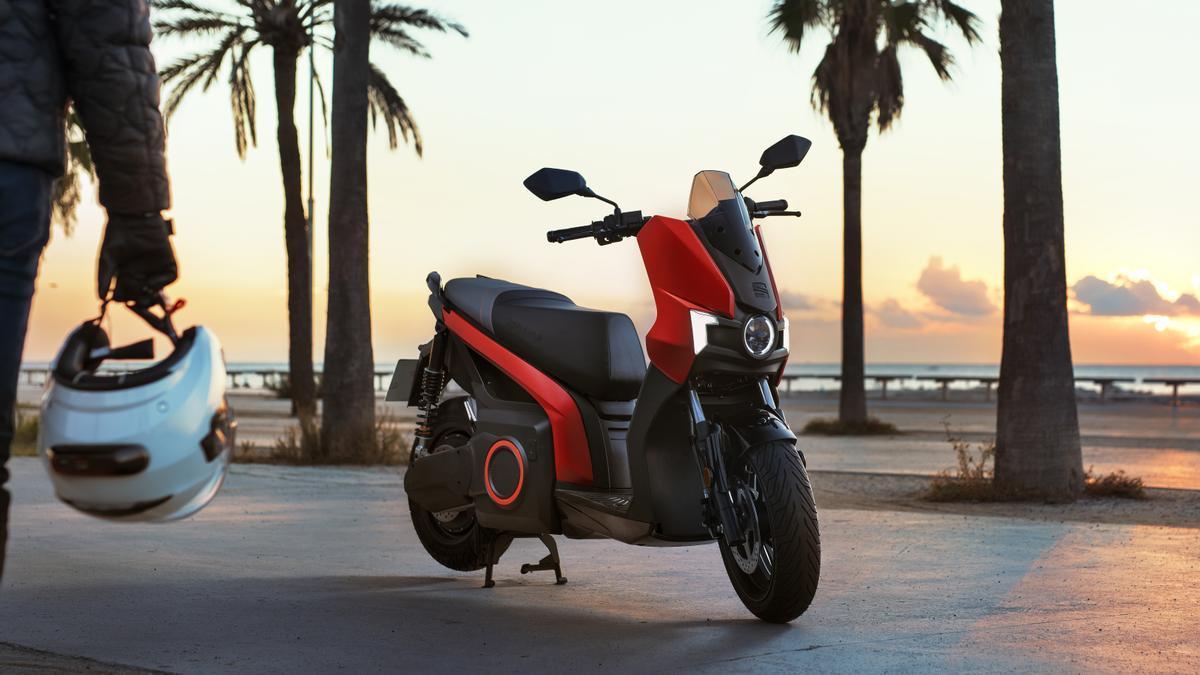 SEAT MÓ, las ventajas que proporciona una moto eléctrica con la garantía de la marca SEAT