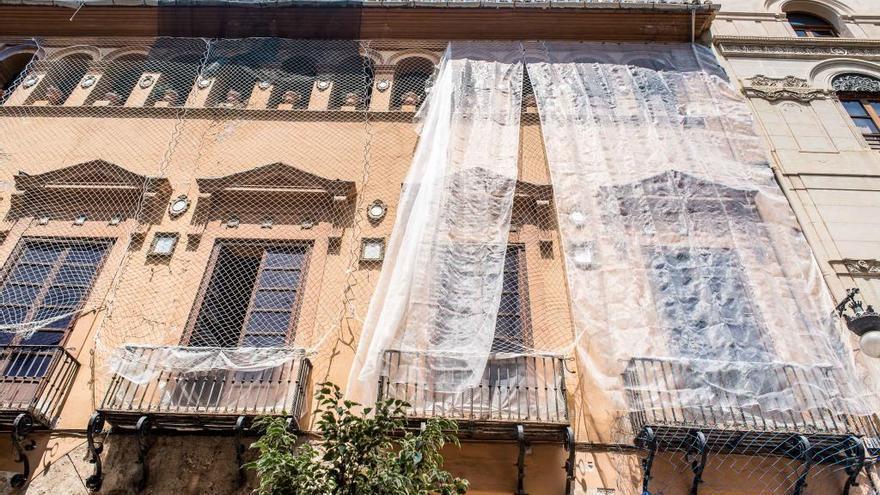 Hortensia Herrero construirá un centro cultural en el Palacio de Valeriola