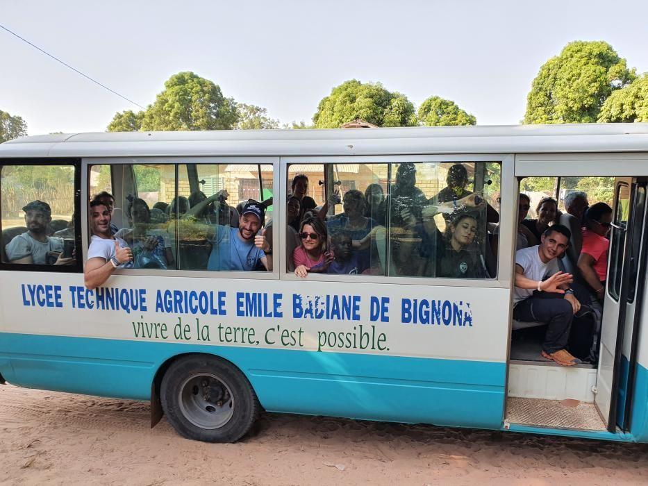 El Colegio Sagrada Familia-PJO viaja a Senegal