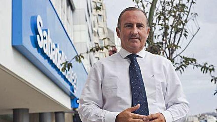"""""""Si una consultora midiese el 'sentidiño' de la banca en Galicia, seríamos líderes"""""""