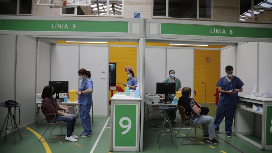 Coronavirus en Baleares: Caen todos los indicadores de la covid-19 menos el número de enfermos