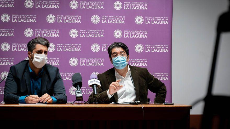 El Ayuntamiento de La Laguna y el Cabildo defienden la variante de la autopista del norte