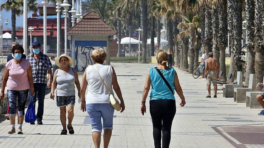 El 70% de la población española estará en la fase 2 de la desescalada el próximo lunes