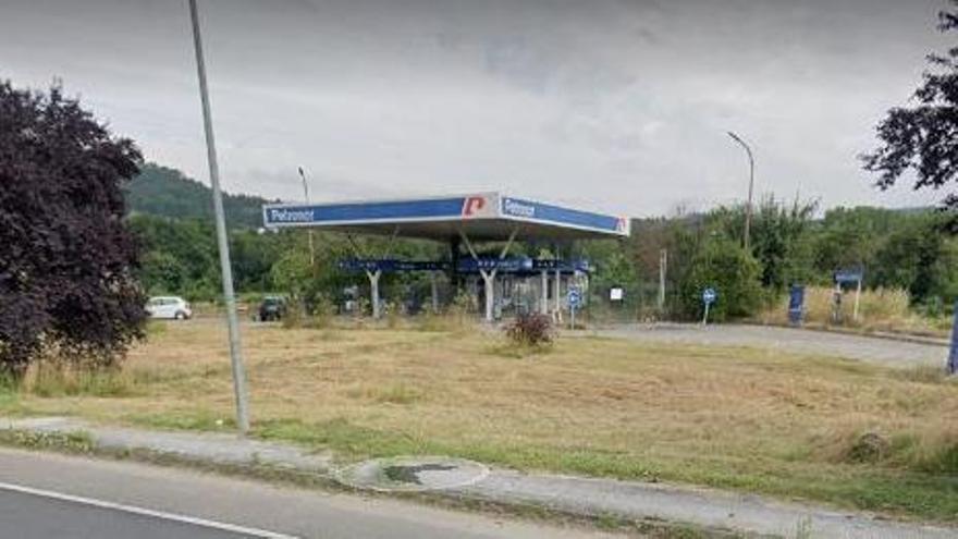 Tres detenidos por robar la caja registradora vacía de una gasolinera