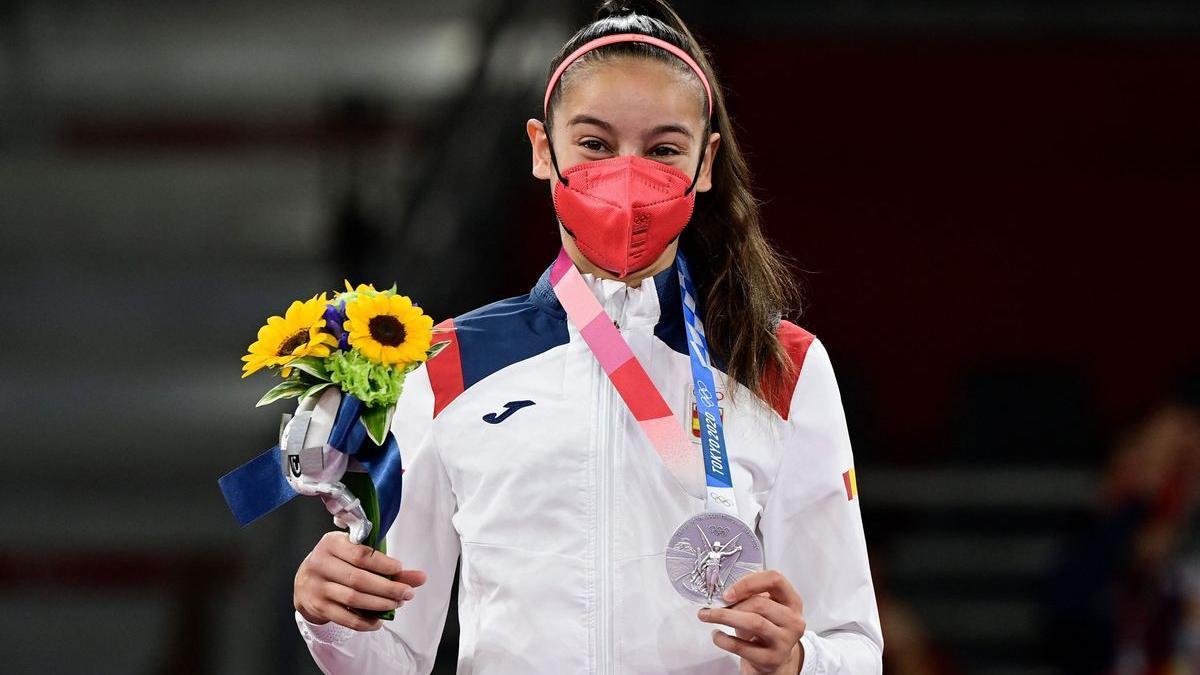 Adriana Cerezo, primera medalla de España en Tokio 2020