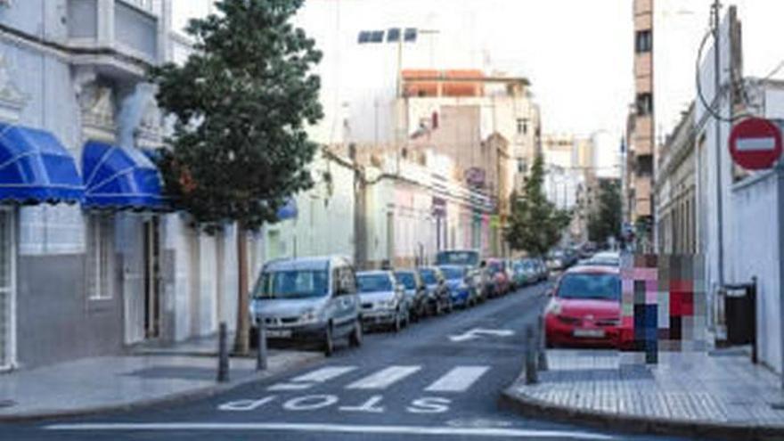 Roba una moto y pone en peligro a los peatones en Arenales