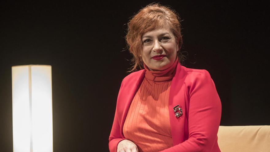 Pilar Jurado, destituida como presidenta de la SGAE tras una moción de censura
