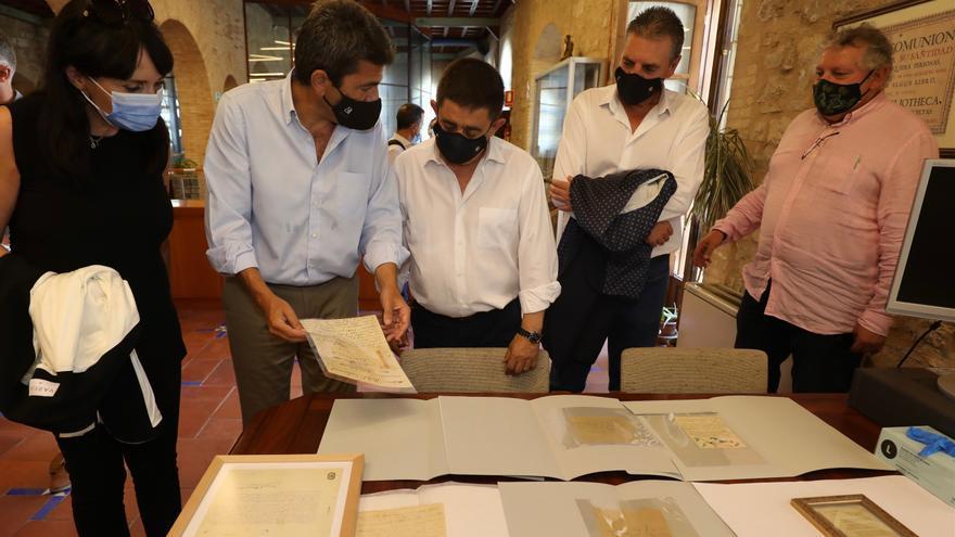 Una ruta literaria entre Jaén y Orihuela para el poeta Miguel Hernández