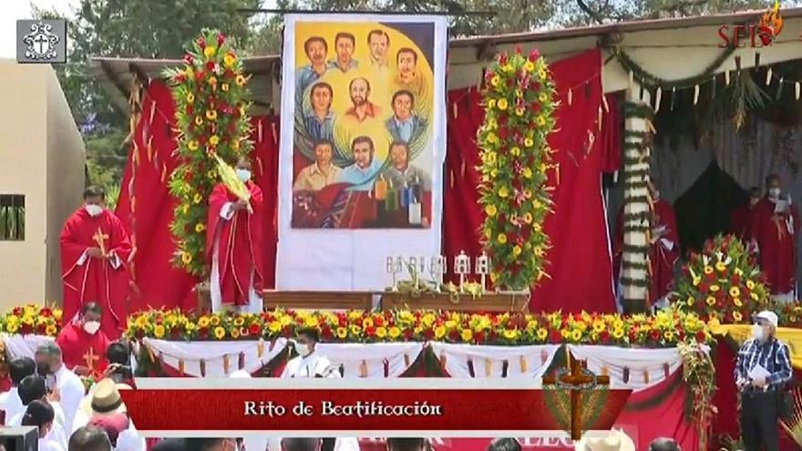 Misioneros de toda España recuerdan hoy en Cuérigo al mártir allerano Juan Alonso