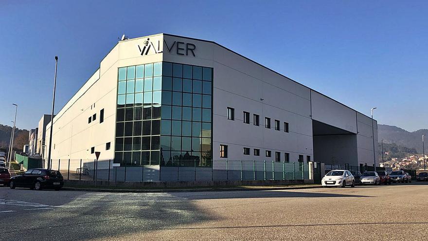 Valver apuesta por crecer en Galicia con una nueva fábrica de 3 millones en Tui