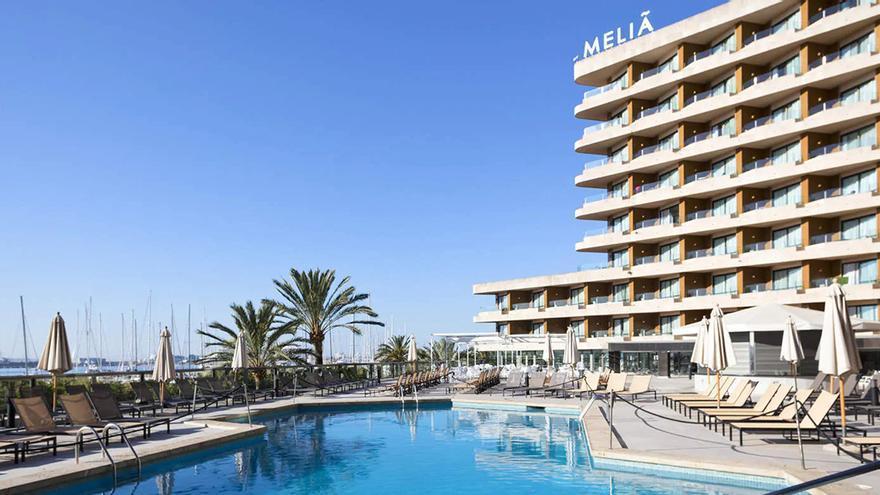 Meliá y Riu encabezan el sector hotelero