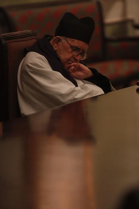 Procesión del Santo Encuentro en Avilés