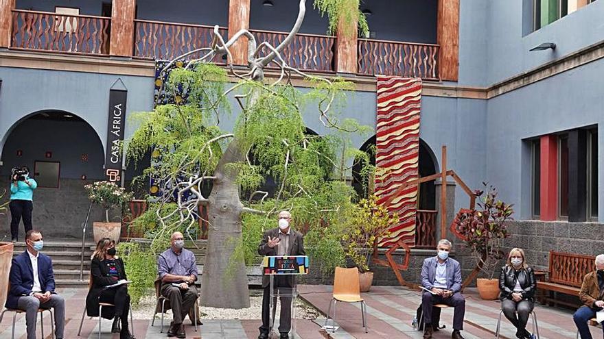 Casa África muestra una visión rica del continente vecino a los escolares