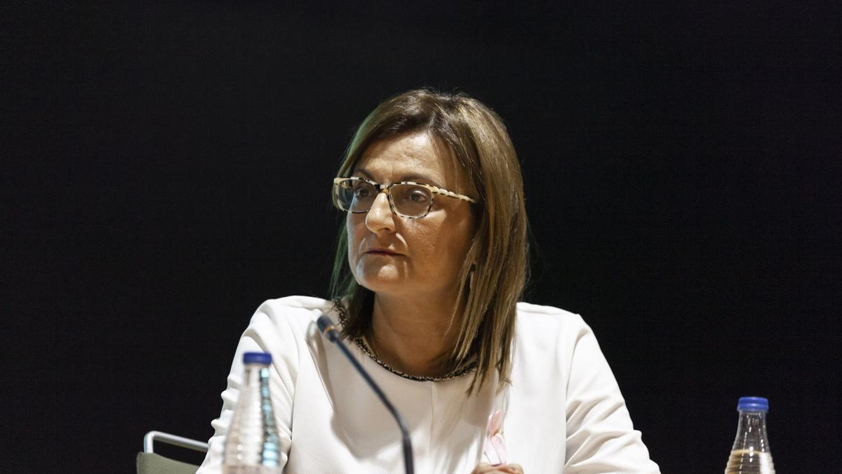 Montserrat Martín, supervisora de Oncología Médica y Radioterápica. Foto: Nico Rodríguez