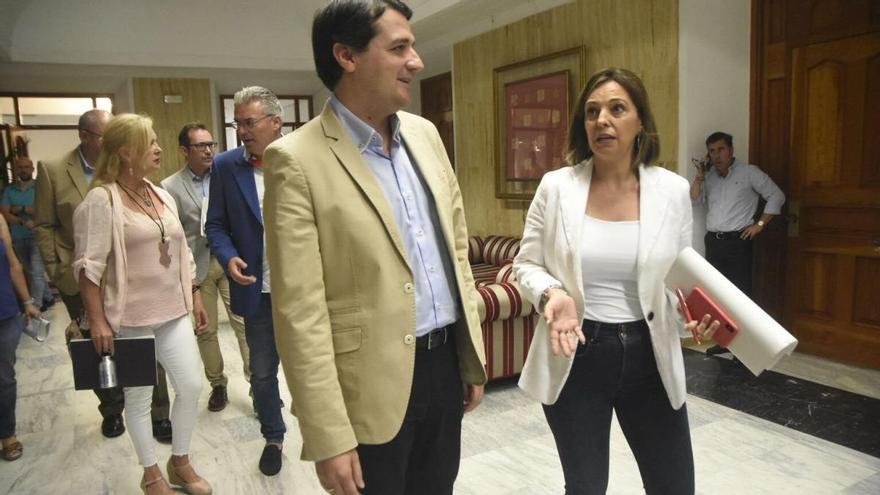 Bellido respeta la decisión de la Fiscalía de pedir el archivo de la causa contra Ambrosio
