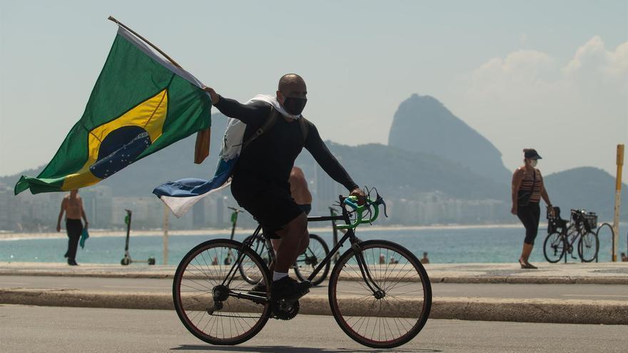 Brasil bate su récord con más de 3.600 muertes en 24 horas