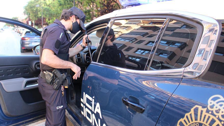 Detenido el sospechoso de los robos de septiembre en la Fuensanta, Santa Rosa y Zoco