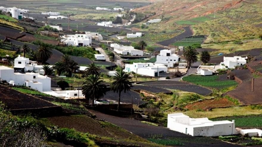 El 'milagro' de los volcanes que duplicó la población de Lanzarote en pocos años